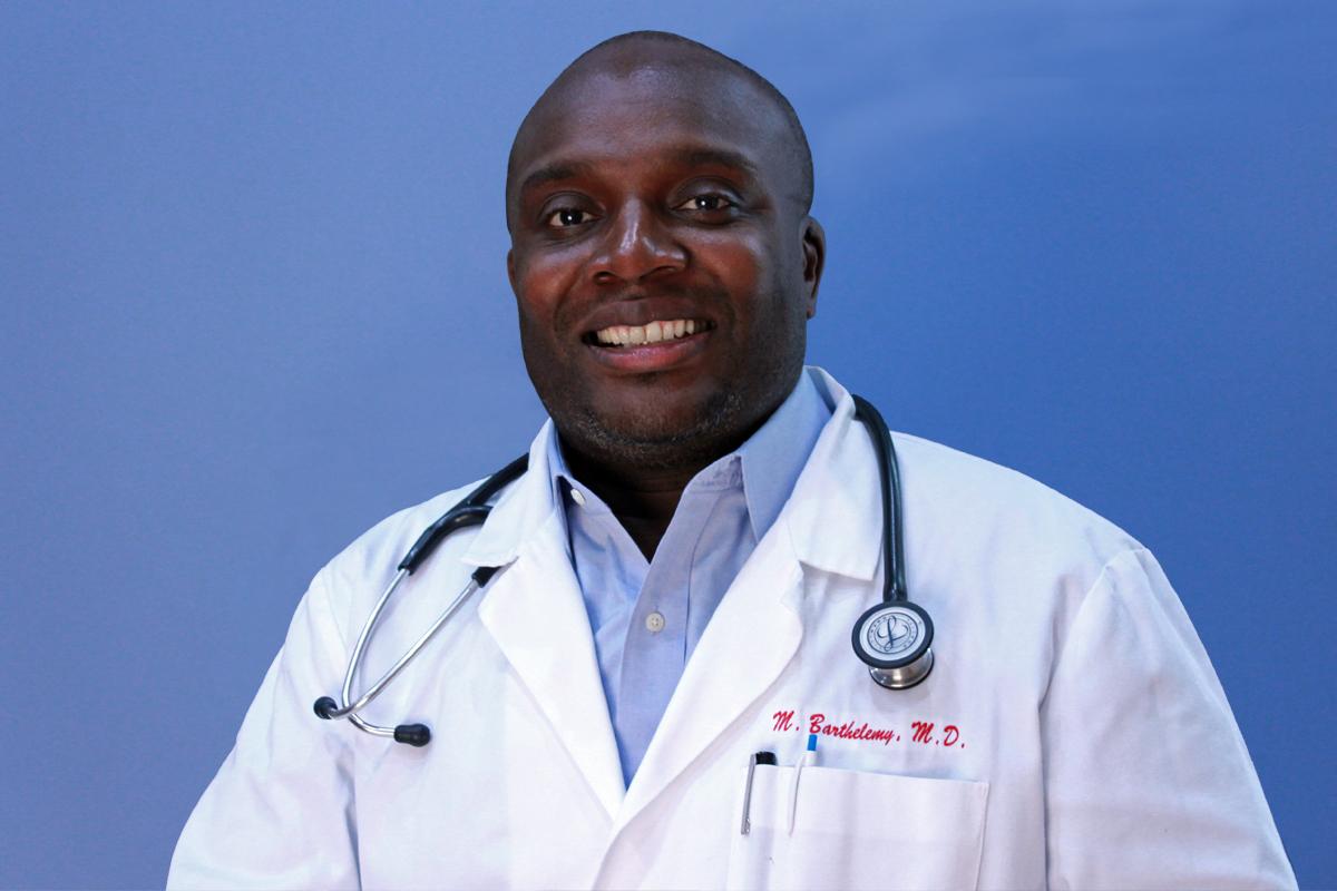 Dr. Barthelmy